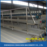 Máquinas de papel Kraft de Fourdrinier de alta velocidade (DC-4400mm)