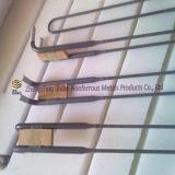 Fabricación de forma Disilicide Ujl molibdeno varilla varilla calefacción Mosi2