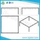 34X34X26FT de Bundel van de Verlichting van de Bundel van het Stadium van het Dak van de Boog van helft-Moom van het aluminium