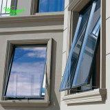 Auvent fenêtre automatique en aluminium avec verre Low-E