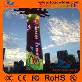 Heißer Verkaufs-P10 im Freien farbenreiche LED-Display-Bildschirm