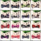 Nouvelle performance hommes Polyester le filtre Bow Tie de nombreux dessins imprimés