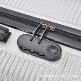 Дешевый мешок багажа ABS цены с комплектом багажа вагонетки