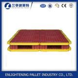 Pallet di plastica di caduta di contenimento di grande capienza di uso 2.5ton di IBC