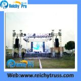 Im FreienConcert Aluminum Stage Lighting Truss mit Roof System