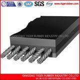 Zerreißen-Beständig, StahlFörderband des kabel-Heat-Resistantst1000
