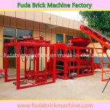 Machine van het Blok van Shengya Qt4-18 de Automatische Concrete Met elkaar verbindende