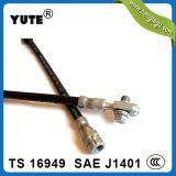 La manguera de goma de 3,2 mm Hl hidráulico SAE J1401 flexible de freno