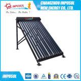 Popular U tipo de tubería colector solar