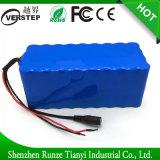 nachladbarer Batterie-Satz des Lithium-18650 11.1V mit Qualität