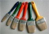 Обломок щетинки Китая щеток краски экономии белый чистит пластичную ручку щеткой