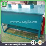 Consumo de alimentos para animais de tipo horizontal máquina de refrigeração