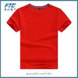 Preiswerter Unisexpreis-kundenspezifisches T-Shirt für Förderung