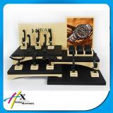 Aceptar la Orden de Encargo de Madera para Exhibicion al por Mayor Reloj Display