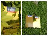 Покрытие порошка пальто высоки защитного золота конфеты прозрачного ясного одиночное