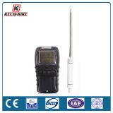 Détecteur de gaz à piles de LPG d'alarme de sûreté de gaz de constructeur