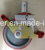 Baugerüst Casters 150mm Size Total Brake PU Caster