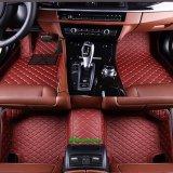 9 Kunstleder-Auto-Fußboden-Matte der Farben-XPE/Auto-Teppich/Fuss-Matte für BMW