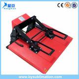 Formato grande calor Clamshell Pressione a máquina