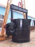 Le métal en fusion Manutention / louches de fonderie