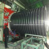 Macchinario d'espulsione aumentato interno di plastica del tubo di plastica a spirale del PE