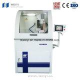 Voll automatische metallografische Ausschnitt-Maschine des BeispielLdq-450 für Laborgerät