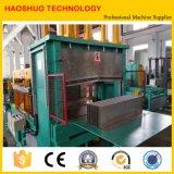 Máquina ondulada da fabricação da aleta para fatura ondulada do tanque do transformador