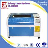 Niedriger Preis Multy Funktions-Laser-lederne Furnierholz-Gravierfräsmaschine mit Cer ISO-FDA Bescheinigung