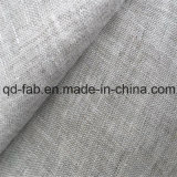 Hilado teñido de tejidos de lino (QF16-2478)