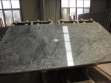 FloorおよびWall Projectsのための青いGrey Marble Slabs