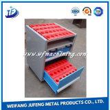 Equipamento feito-à-medida do armazenamento da ferramenta do CNC para a fábrica industrial