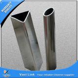 201 304 316 tubo oval em aço inoxidável