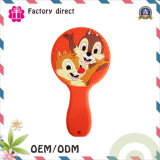 Top Sales Good Material Preço por atacado Colorful Cartoon Make Up Beauty Hand Mirror