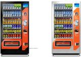 Casse-croûte chauds de taille moyenne de vente et distributeur automatique combiné de boissons