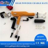 Galin/Gema Drei-Stücke Puder-Spray/Farbanstrich-/Beschichtung-Maschine Opt2f (Controller-/Steuereinheit CG09 + Gewehr GM03+ 10L Zufuhrbehälter-/Puderwanne)