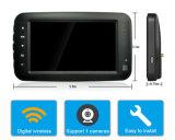 """2,4Ghz Carro Sem Fio Digital Kit de câmera para visão traseira com display LED de 4,3"""""""