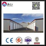 Estrutura de aço personalizados de alta qualidade (Depósito BYSS016)