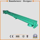 Transportación de la máquina del transportador de tornillo del polvo o de las partículas