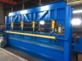 Feuille d'acier métallique Dixin couper la machine pour la tuile de crête