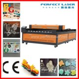 Acrílico/plástico o madera /lámina de PVC grabador láser de CO2 para Non-Metal