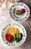 Impression en céramique populaire de plaque de dîner Nice