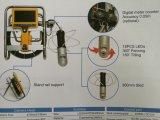 Auto câmera Jt-Wpt45 de Borewell da bandeja e da inclinação para 100-700mts subaquático