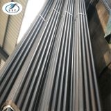 건축재료 기름과 가스 검정 페인트 탄소에 의하여 용접되는 강관
