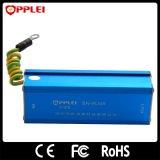 100Mbps RJ45 Data Cat5 Protector contra sobretensiones SPD de red de un solo canal