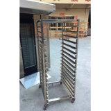 Печь шкафа машины 32-Tray хлеба выпечки тепловозная роторная