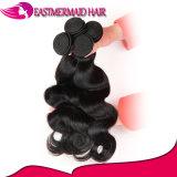 Волосы девственницы перуанской объемной волны красотки людские