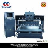 多軸CNC表の移動ルーター機械CNCの彫刻家