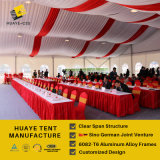 La tenda 20X30m di cerimonia nuziale delle 500 genti ha fatto in Cina