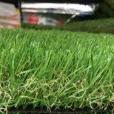 Высота 25 мм плотность 15750 Leop105 пейзаж синтетической траве Китай Золотой поставщика