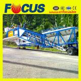 Het Groeperen van de Reeks 35m3/H van Yhzs Volledige Automatische Mobiele Concrete Installatie